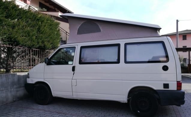 Giramondo – VW T4 CALIFORNIA - Globetrotter