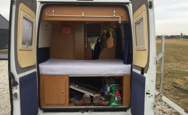 Ranger – Fiat ducato 2.3 JTD Eurocamp 2 buscamper for comfort, convenience and driving pleasure!