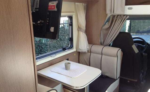 Mc Louis Glamys 22 – New luxury mobile home for rent