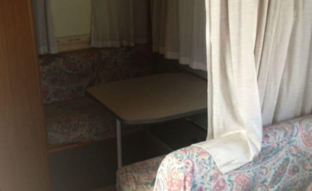 Camper rent