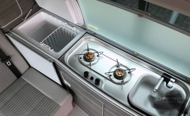 Vw california T6 automatic 2017 Mojave beige Automatic