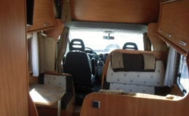 Campervan rental Sicily