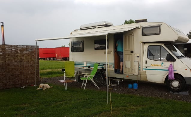 Elly – Fresh 6 person family camper