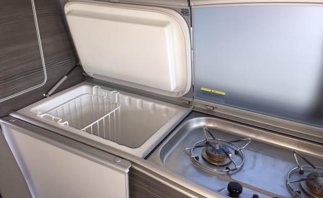 Mrs Plum – Specifica superiore VW California Ocean - Mrs Plum