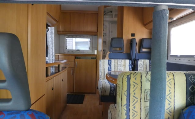 Compact and spacious