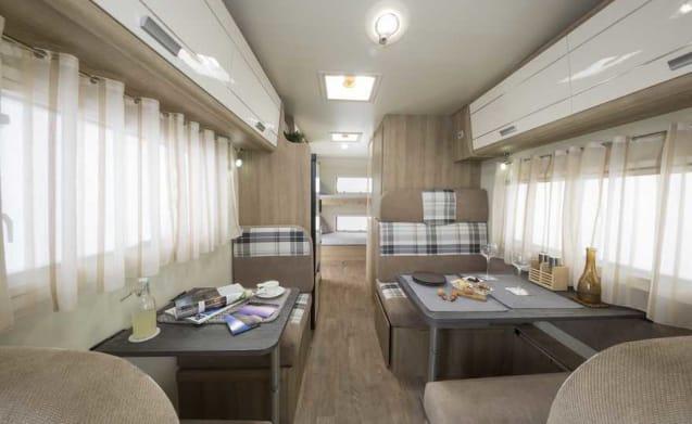Camper verhuur de croock – Rent your mobile home here ...