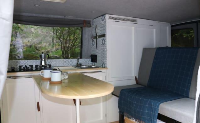 Bristol based contemporary camper van