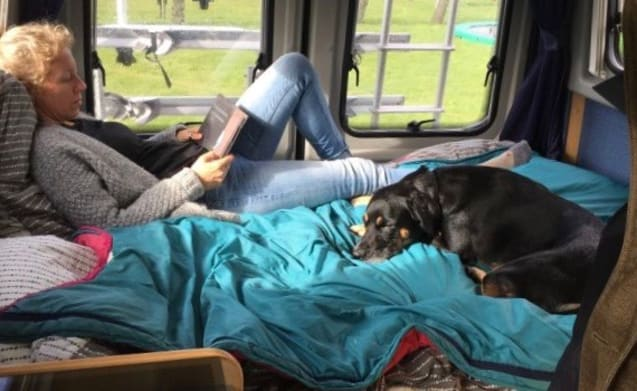 Perfect Break – The Perfect Break - Beautiful 2 person bus camper