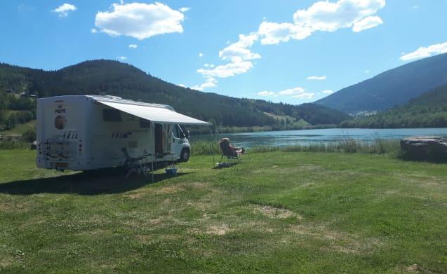 All inclusive camper fun!