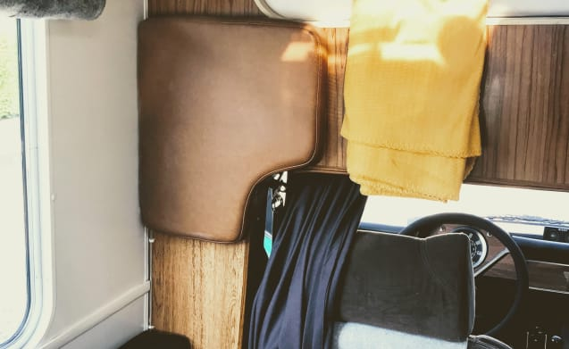 Vintage Traveling with the Ford Transit Camper