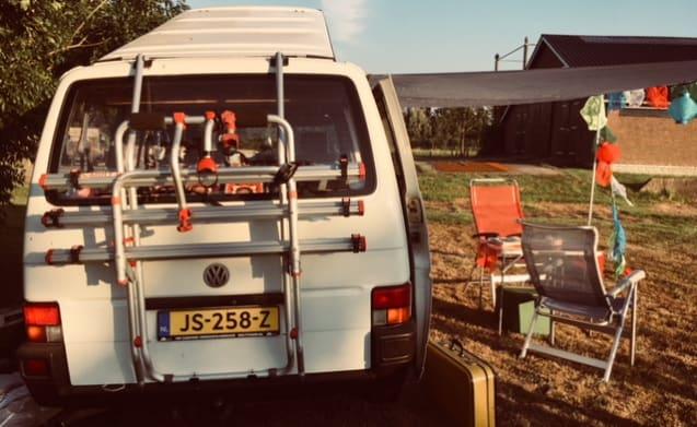 Compact Volkstwagen T4 Multivan
