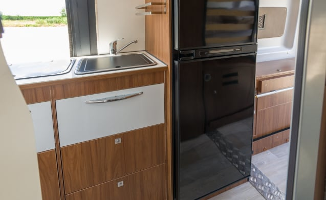 Luxe VAN – Pilote V600G AUTOMATIC 150pk NEW !!!