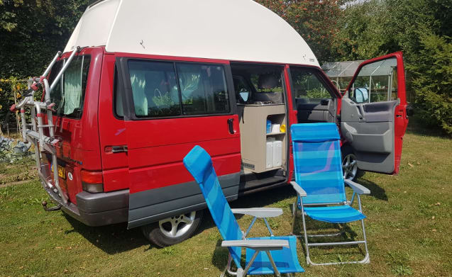 Multivan – Tough Volkswagen Multivan Camper