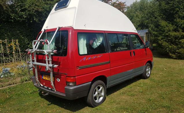 Multivan – Tough Volkswagen Multivan Camper
