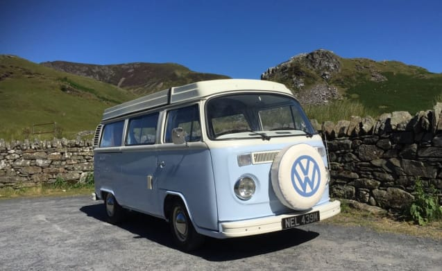 Nell – Snowdonia Classic Campers