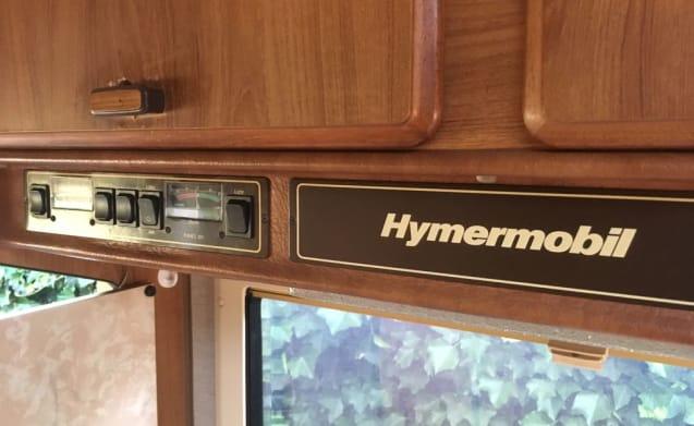 Heidi – Beautiful Classic Hymer
