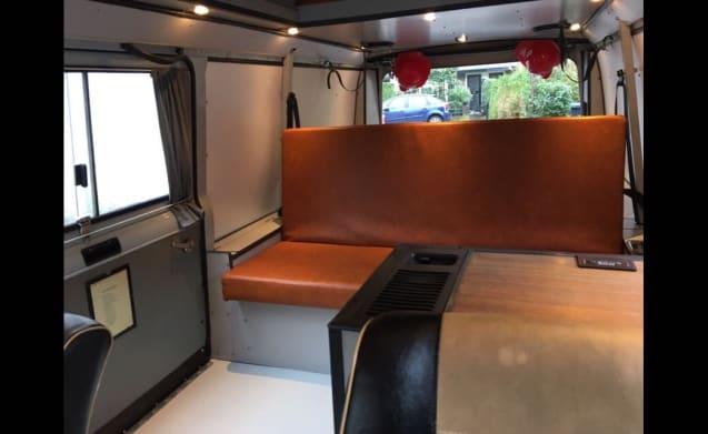 Classic Fire Truck Camper 41