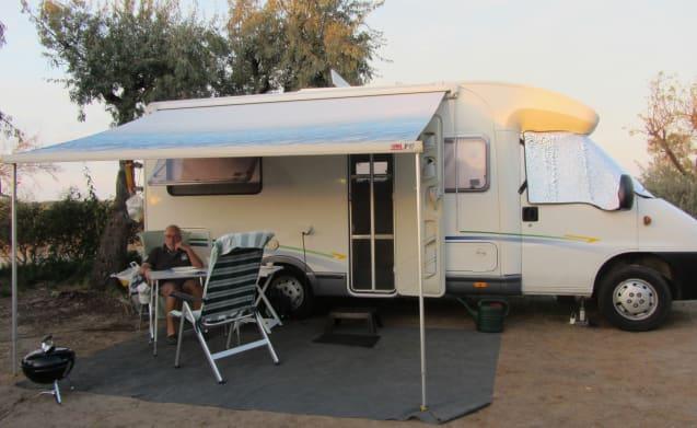Mijn camper mijn maatje – My camper my buddy
