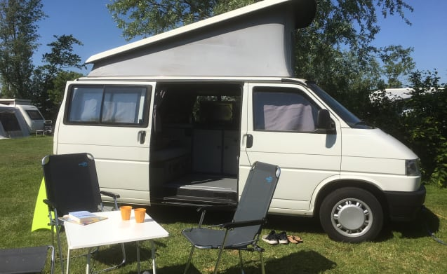 Volkswagen T4 Westfalia – Great camping on 4 wheels!