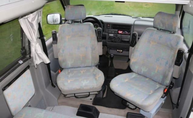 Luxury Volkswagen T4 Westfalia Exclusive