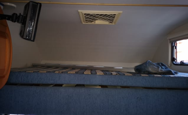 Very comfortable and very comfortable attic