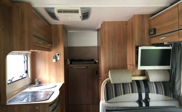 Lovely trip and family camper!