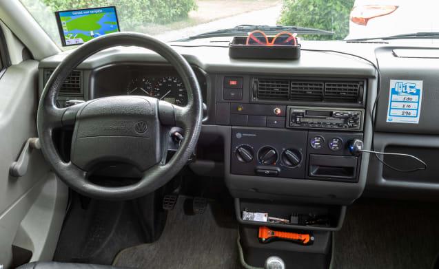 """Volkswagen T4 Colorado camper """"ZEER UNIEK"""""""
