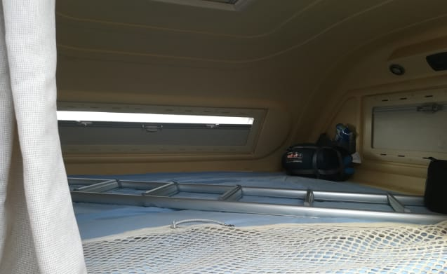 Alex – Beautiful attic room with large garage. Ideal for sportsmen.