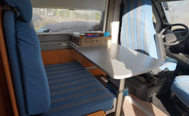 Citroën jumper globescout – Fully equipped bus camper