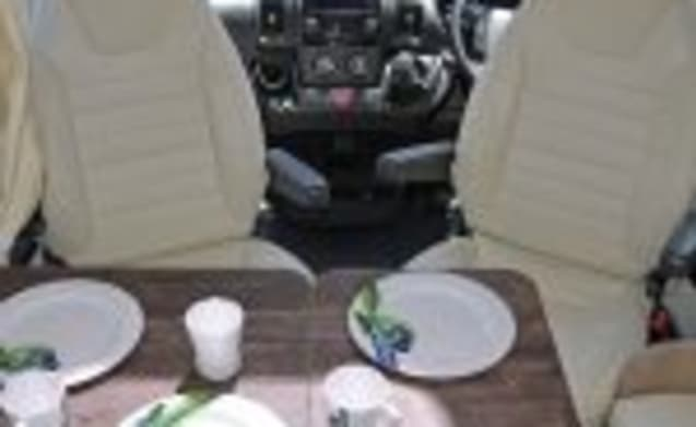PLA Chianti 580 - Luxury 2018 Motorhome