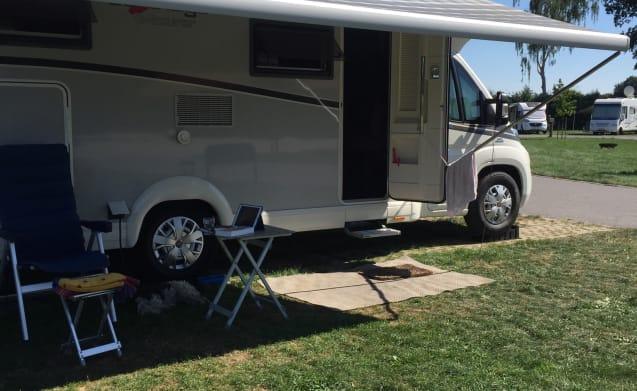 2 person camper!