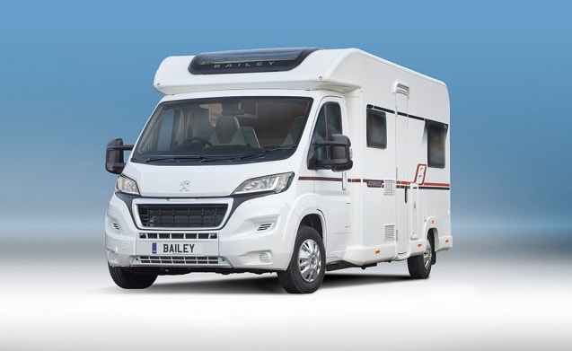 Hire our BRAND NEW Bailey Advance 744