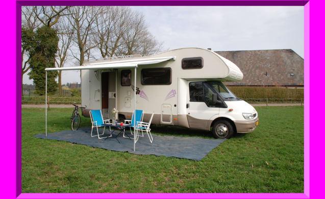 4 Ford rimor villamobil 6 person camper