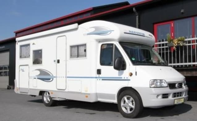 Adriatik – Ruime, confortabele 3 persoons camper met automatische transmissie!