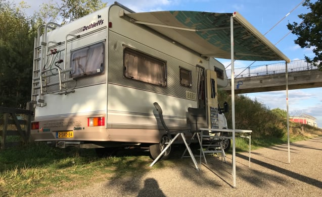 Beautiful and fully equipped camper