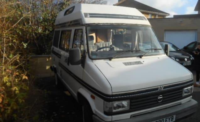 Herbert – I'm 'Herbert', a fully-equiped classic Auto-Sleeper campervan