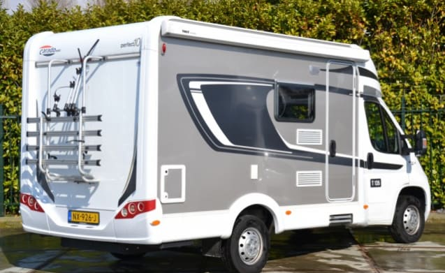 Wonderful camper for 3 persons / CC3