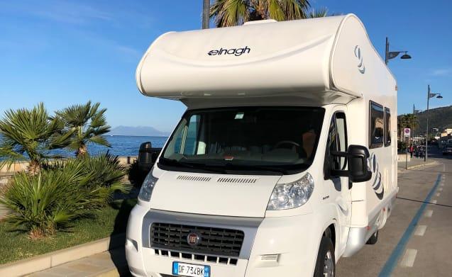 Baron 37 – Camper libertà assoluta!