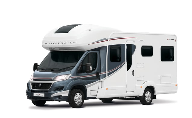 Autotrail Tribute 720 Luxury Lounge Motorhome