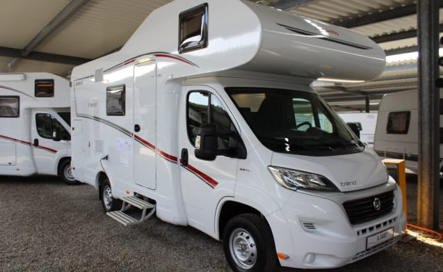 Ideal family motorhome!