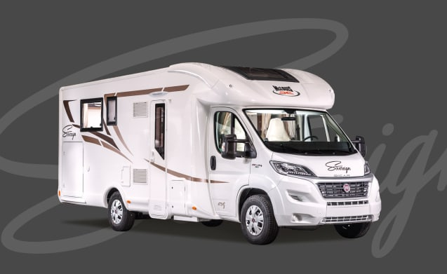 NEW Family motorhome-MC LOUIS-5 people-also for your WINTER HOLIDAY