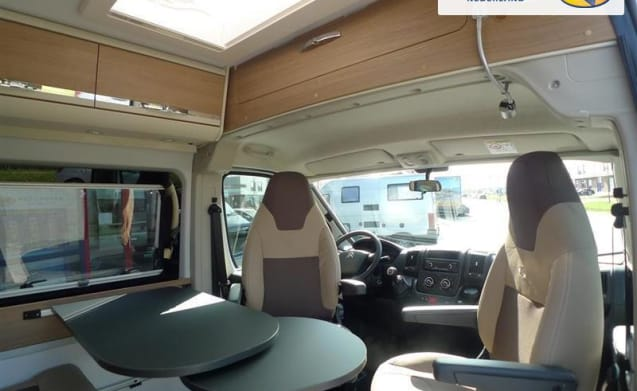 Buscamper Adria twin 640 SLX 2017