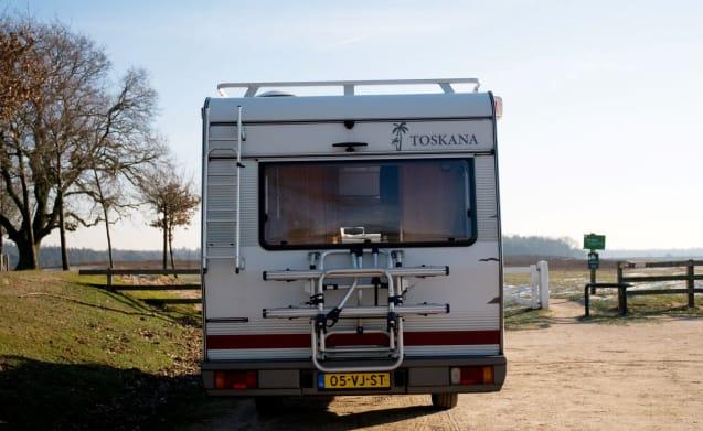 Toskana  – 4-6 person family camper