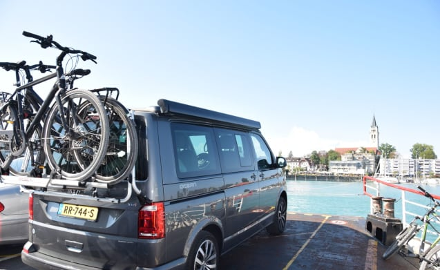 JoyJoy – VW T6 California Ocean - Automatic 150 hp