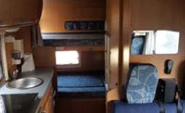 Comfortable and versatile attic