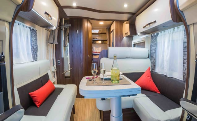 Beautiful luxury mobile home