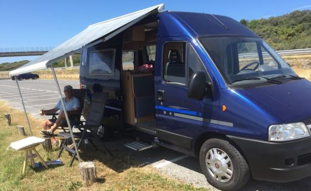 Adria twin – Kleine Camperbus