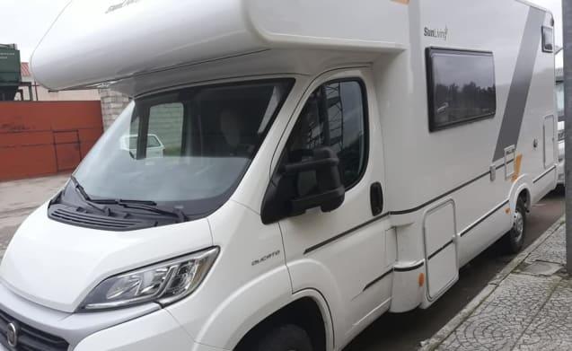 Alghero-Sardegna in tour