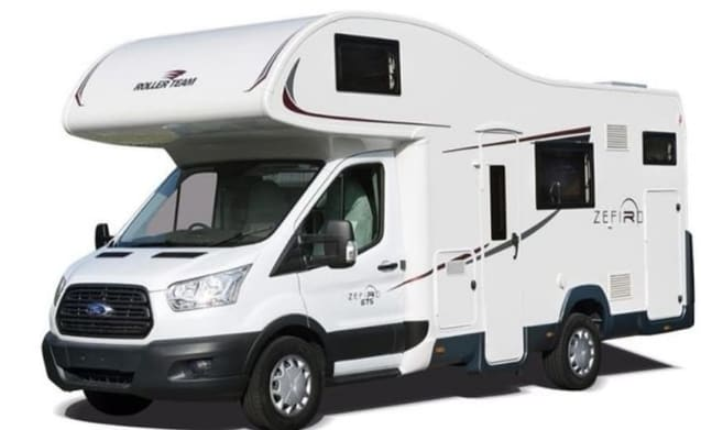 New 2019 4-6 Berth Motorhome  *Bedding included*