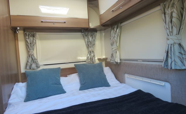 New motorhome, ideal for families
